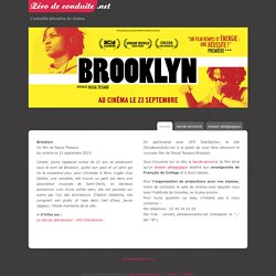 Brooklyn un film de Pascal Tessaud