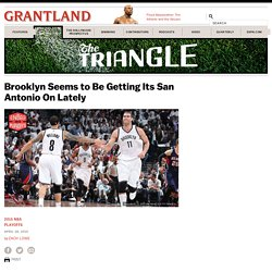 Brooklyn Seems to Be Getting Its San Antonio On Lately «