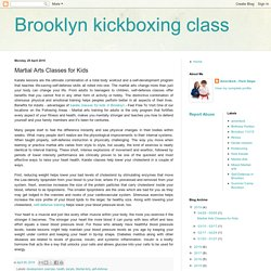 Martial Arts Classes for Kids in Brooklyn