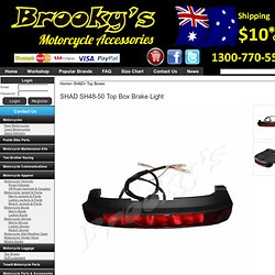 Brooky's Motorcycle Accessories