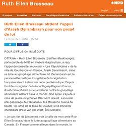Ruth Ellen Brosseau dans Berthier