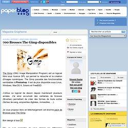 700 Brosses The Gimp disponibles