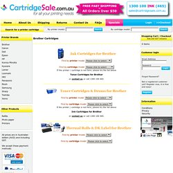 Best Brother Ink Cartridges for sale