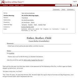Father, Brother, Child - Cousin Shelley (CousinShelley) - True Blood