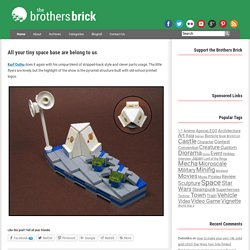 LEGO Blog: The Brothers Brick | LEGO news, custom creations, MOCs, set reviews, and more!