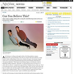 Brothers Nev and Rel Schulman on Their New Documentary, 'Catfish'