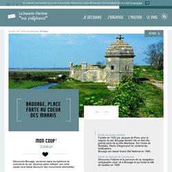Brouage, village fortifié de Marennes-Oléron