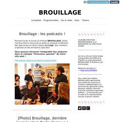 BROUILLAGE