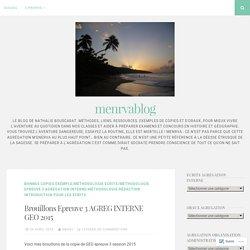 Brouillons Epreuve 3 AGREG INTERNE GEO 2015 – menrvablog