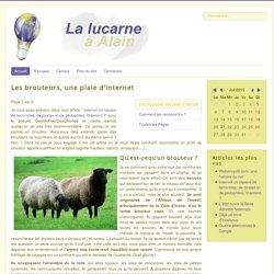 Les brouteurs, une plaie d'internet - lalucarne-alain.fr