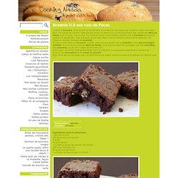 Brownie U.S aux noix de Pécan - Cooking Nadoo
