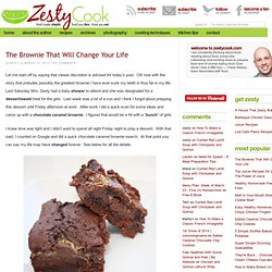 The Brownie That Will Change Your Life - StumbleUpon