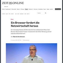 Brave: Ein Browser fordert die Netzwirtschaft heraus