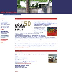 Brücke-Museum - Berlin