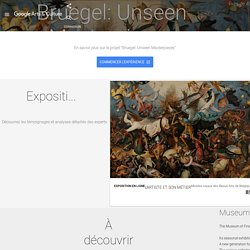 Bruegel: Unseen Masterpieces - Google Arts & Culture