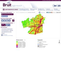 Bruit.agglo-tours.fr | Veille - Trop space | Scoop.it