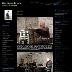 Lutherie expérimentales, numérique, interface