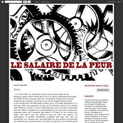 LE SALAIRE DE LA PEUR : ces français qui se sont immolés devant leur lieu de travail, leur foyer d'hébergement...