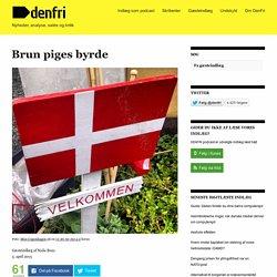 Brun piges byrde - DENFRI