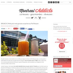 Blog Montreal Addicts Montreal Addicts
