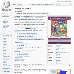 Brunehaut 547-613