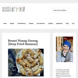 Brunei Pisang Goreng {Deep Fried Bananas}
