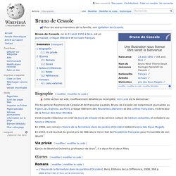 Bruno de Cessole