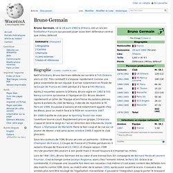 Bruno Germain