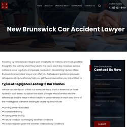 New Brunswick Car Accident Lawyer