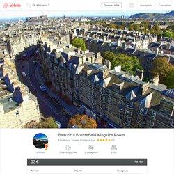 Beautiful Bruntsfield Kingsize Room - Appartements à louer à Édimbourg