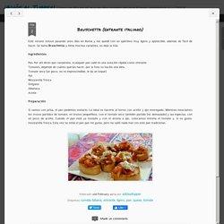 Bruschetta (entrante italiano)