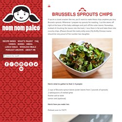 Award-Winning Paleo Recipes