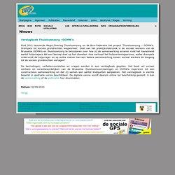 Verslagboek Thuislozenzorg – OCMW's