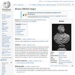 Brutus (Michel-Ange)