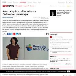 Smart City Bruxelles mise sur l'éducation numérique