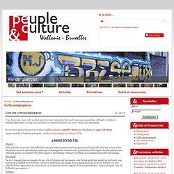 Peuple et Culture Wallonie-Bruxelles