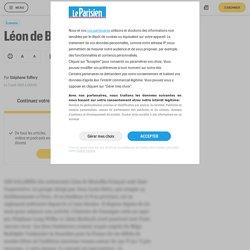 Léon de Bruxelles ne fait plus DE recette - Le Parisien