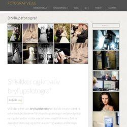 Bryllupsfotograf - Fotograf Vejle