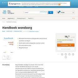 Handboek wondzorg.