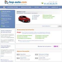 BSP Auto - Formulaire Sécurisé