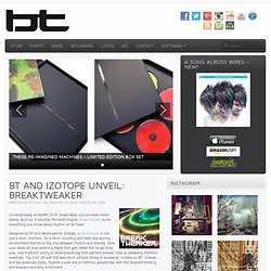 BTMUSIC.COM 2011 - BT | Brian Transeau | Official Website