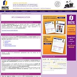 BTS Communication : tout sur le BTS Communication
