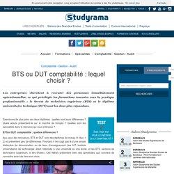 BTS ou DUT comptabilité : lequel choisir ?