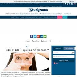 BTS et DUT : quelles différences ?
