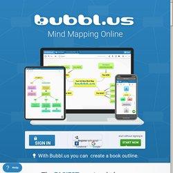 brainstorm and mind map online