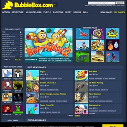 BubbleBox.com - Free Online Games
