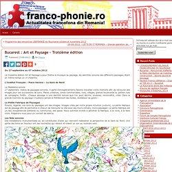 Bucarest : Art et Paysage - Troisième édition