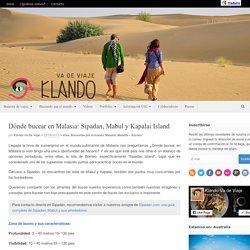 Dónde bucear en Malasia: Sipadan, Mabul y Kapalai Island