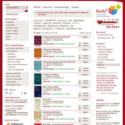 buch7.de - Suchergebnis