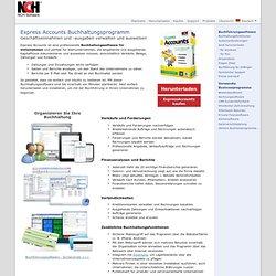 Buchhaltungssoftware für Kleinunternehmen. Kassenbuch-Freeware.